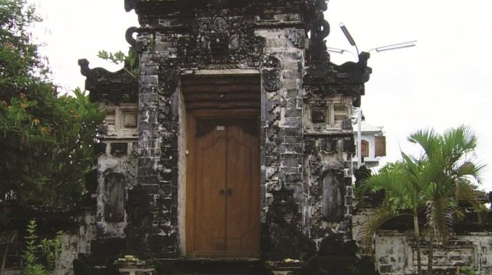 Sakenan Temple Pesona Denpasar Pura Kota