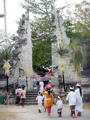 Sakenan Temple Pesona Denpasar Pura Pulau Serangan Kota