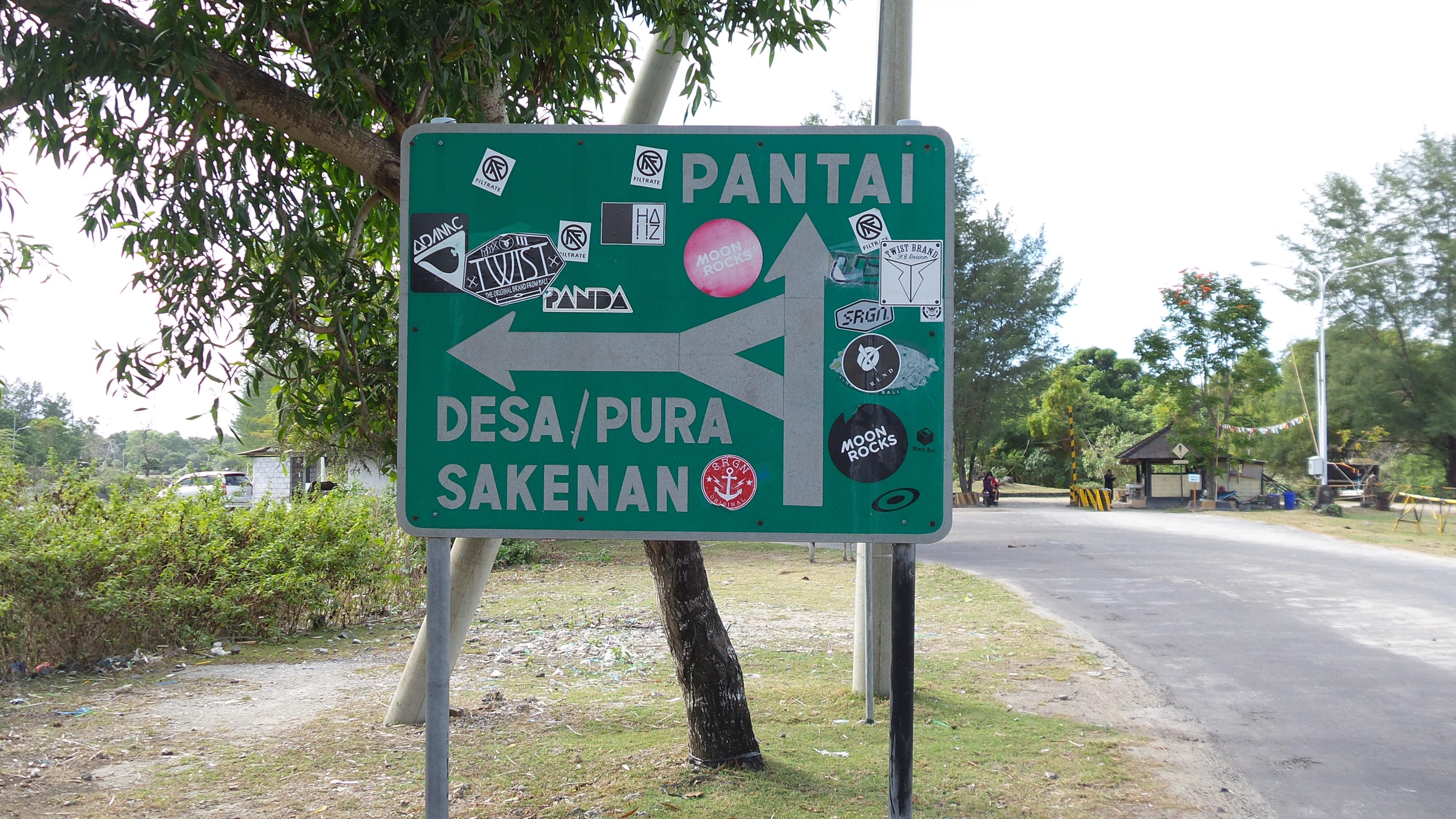 Serangan Island Bali Kura Guide 20120505 044222 Pura Sakenan Kota