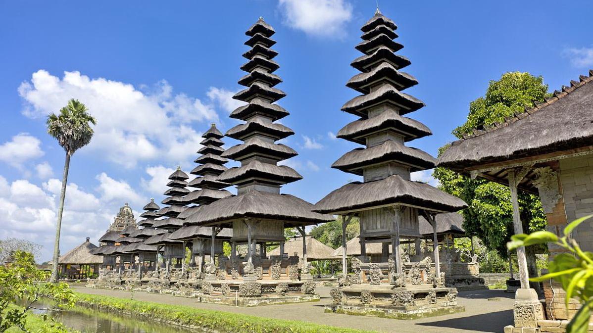 Taman Ayun Temple Dmc Bali Pura Sakenan Kota Denpasar