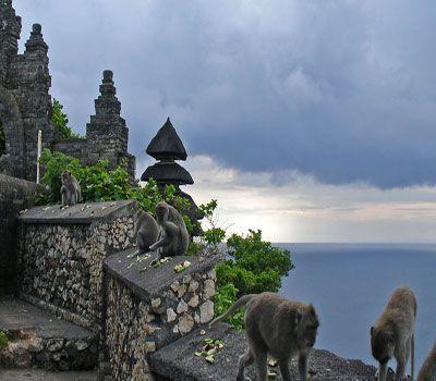 Uluwatu Temple Bali Indonesia Vinobali Tour Service Car Driver Pura