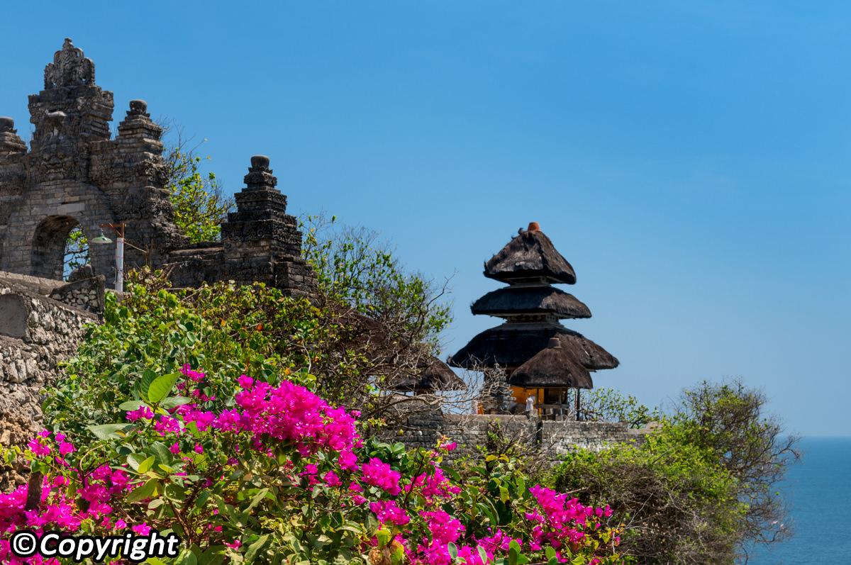 Uluwatu Temple Pura Luhur Bali Attractions Sakenan Kota Denpasar
