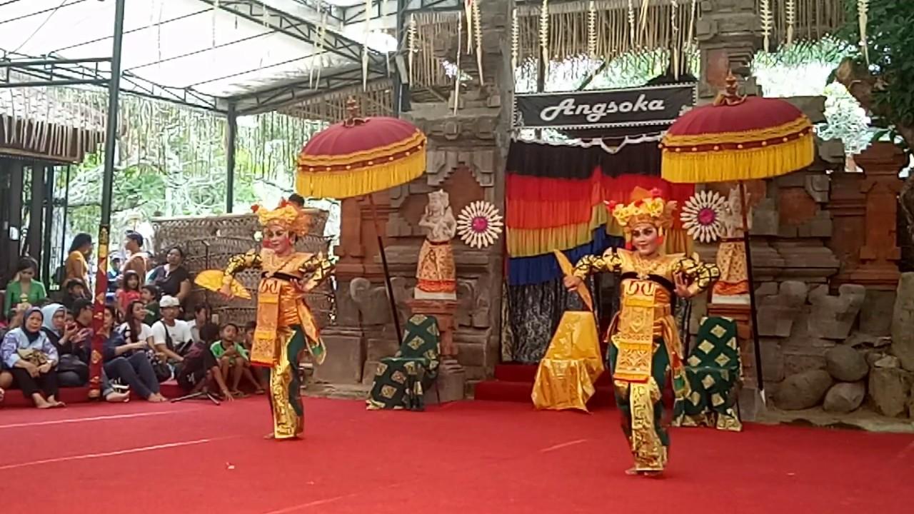 Tari Legong Semarandana Pelegongan Kelandis Kota Denpasar Pkb Pesta Kesenian