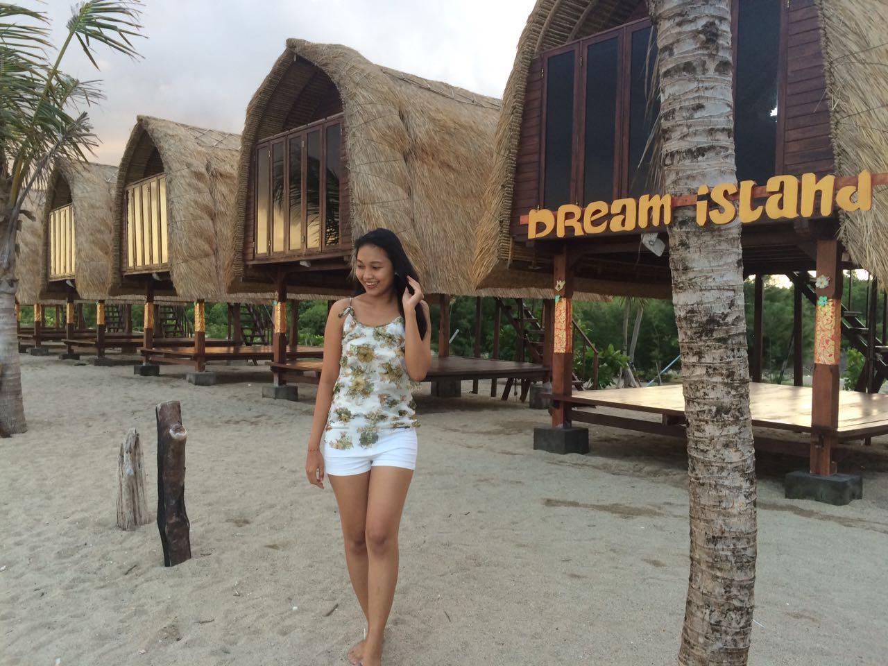 Dream Island Pantai Mertasari Sanur Ayunan Mirip Ig Ayuapriyantii Taman