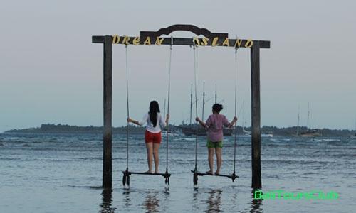Dream Island Taman Inspirasi Pantai Mertasari Sanur Isnpirasi Kota Denpasar
