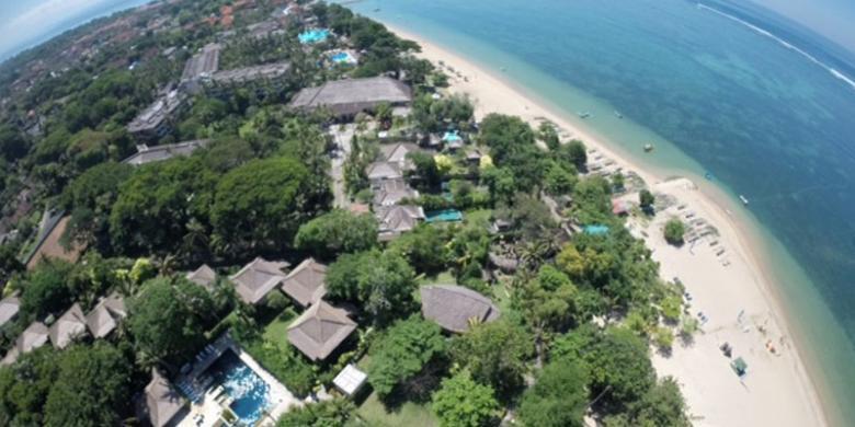 Minggu Mertasari Beach Festival Digelar Seharian Kompas Pantai Sanur Badung