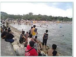 Pantai Merta Sari Sanur Tiket Karcis Masuk Tetap Taman Inspirasi