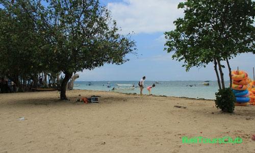 Pantai Mertasari Sanur Pasir Putih Taman Inspirasi Kota Denpasar