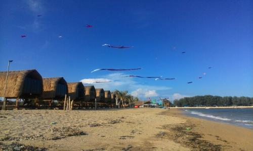 Pantai Pengembak Memiliki Taman Inspirasi Mertasari Denpasarkota Id Kota Denpasar
