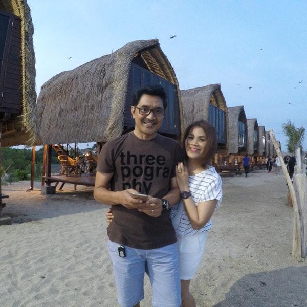 Taman Inspirasi Mertasari Jalan Pantai Kota Denpasar