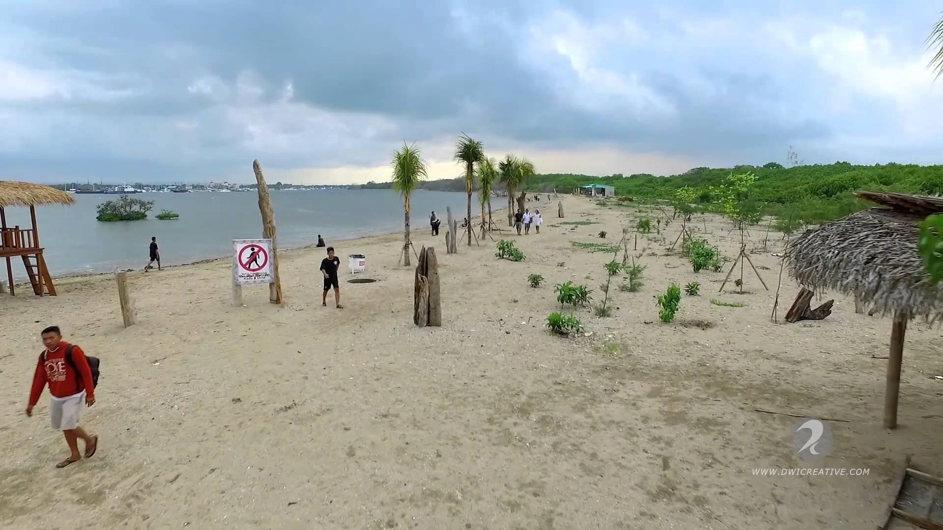 Taman Inspirasi Mertasari Sanur Bali Drone Aerial Video Youtube Kota