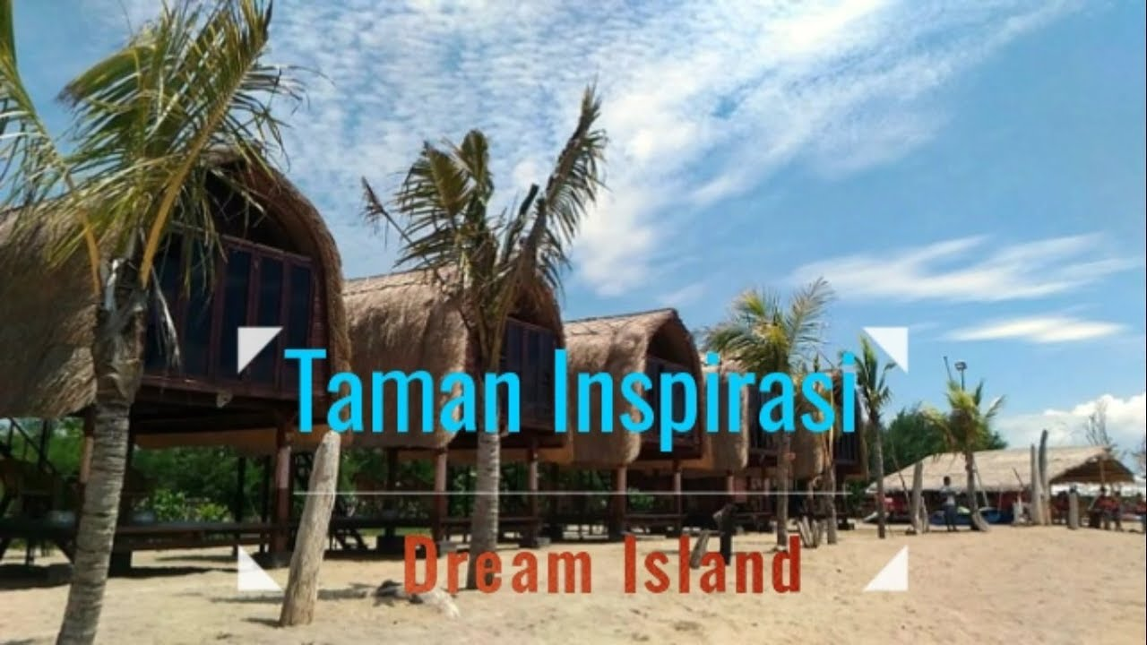 Taman Inspirasi Mertasari Youtube Kota Denpasar
