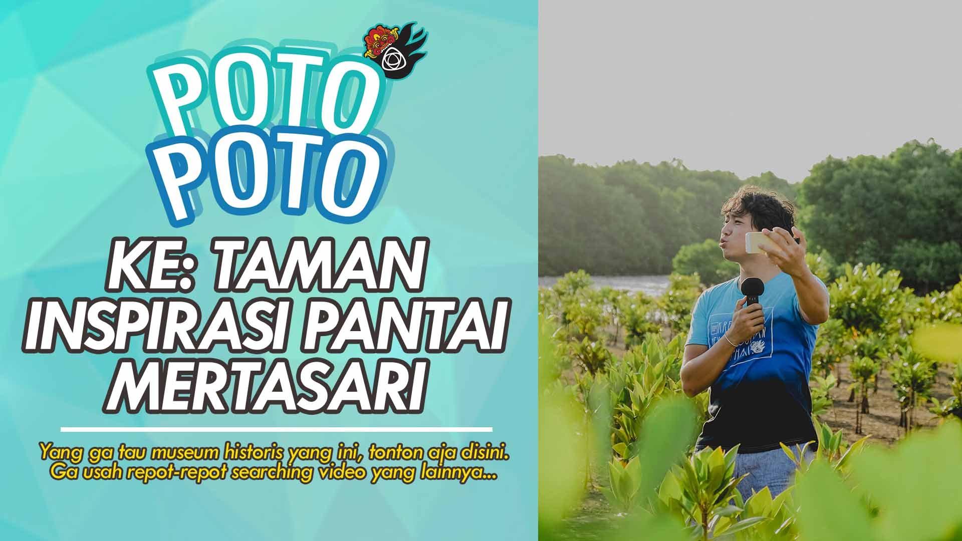 Taman Inspirasi Pantai Mertasari Bareng Temen Fotografer Kita Kota Denpasar