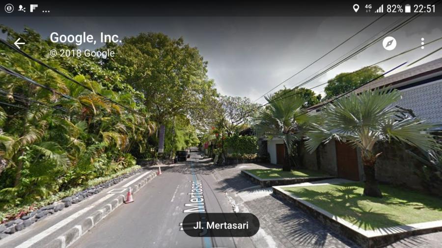 Tanah Dijual Jalan Utama Pantai Mertasari Sanur Taman Inspirasi Kota