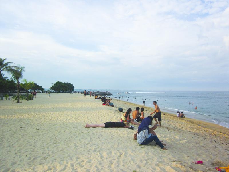 Tempat Wisata Keren Sekitar Pantai Sanur Bali Inilah Taman Inspirasi
