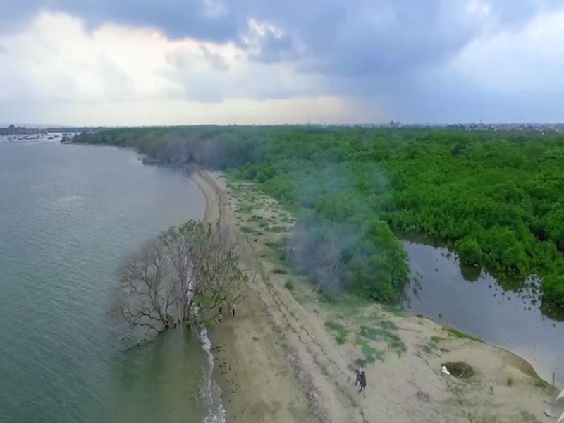 Tempat Wisata Taman Inspirasi Mertasari Sanur Kota Denpasar