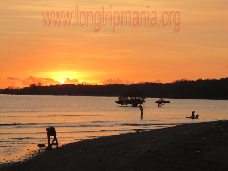 Tempat Wisata Taman Inspirasi Mertasari Sanur Matahari Tenggelam Kota Denpasar