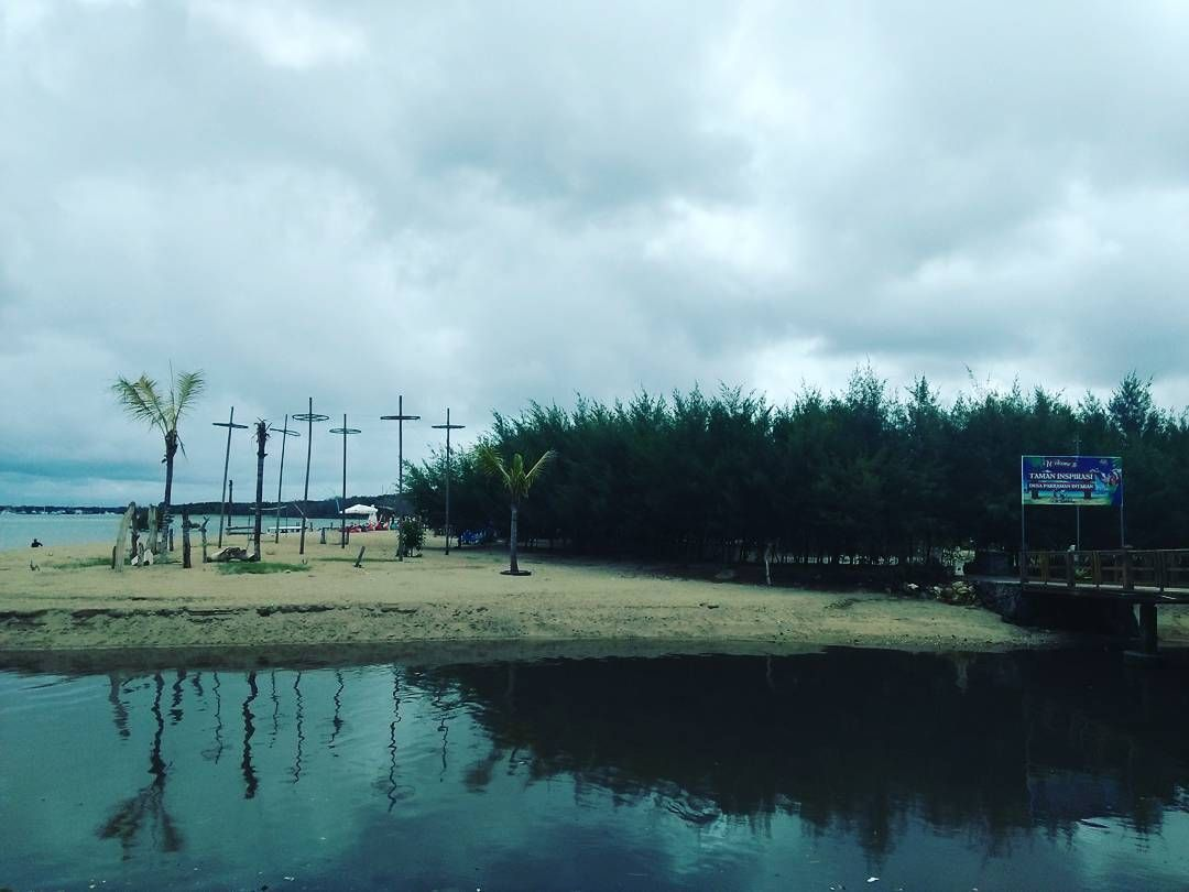 Unta Padang Pasir Pantai Mertasari Barat Sanur Namanya Taman Inspirasi
