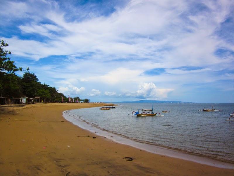 Wisata Pantai Mertasari Sanur Tempat Taman Inspirasi Kota Denpasar