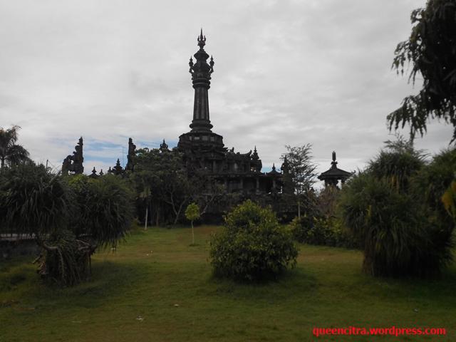 Belajar Sejarah Bali Denpasar Queencitra Lapangan Puputan Badung Titik Pusat