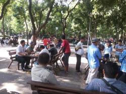 Bingung Jalan Sore Yuk Lapangan Puputan Badung Bali Taman Kota