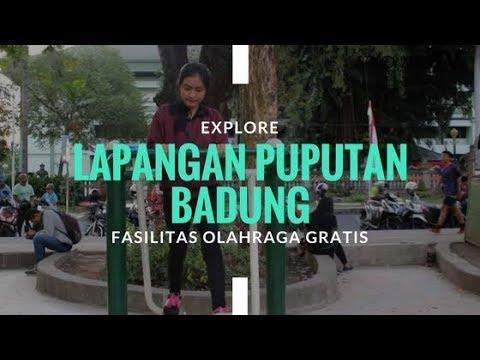 Fasilitas Gratis Lapangan Puputan Badung Youtube Taman Kota Denpasar
