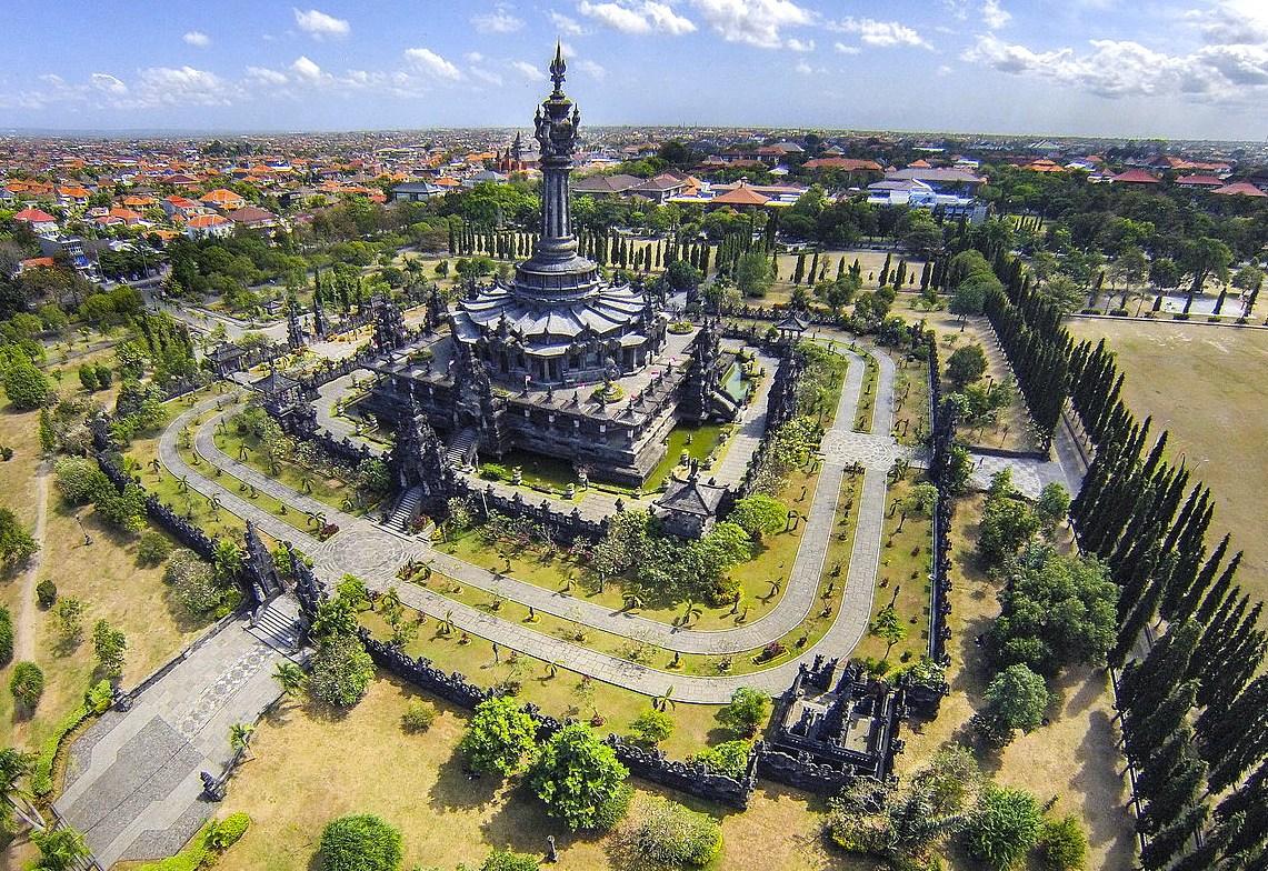 Habiskan Liburanmu Denpasar Bali Menjadi Kota Taman Puputan Badung