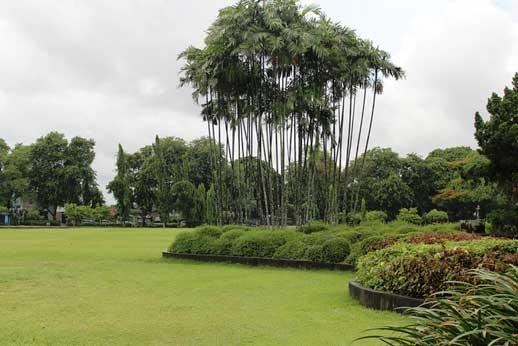 Monumen Puputan Badung Lapangan Gusti Ngurah Agung Taman Kota Denpasar