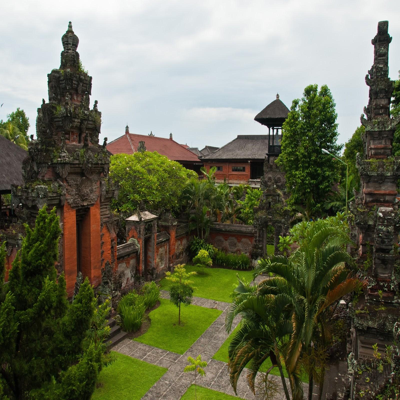 Museum Bali Sebagai Objek Wisata Pendidikan Diwira Tour Travel Terletak