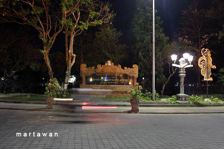 Nyoman Martawan Puputan Badung Ganti Nama 20 September 2011 Waktunya