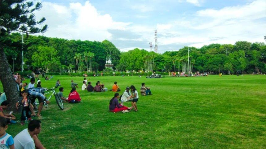 Puputan Badung Taman Kota Denpasar