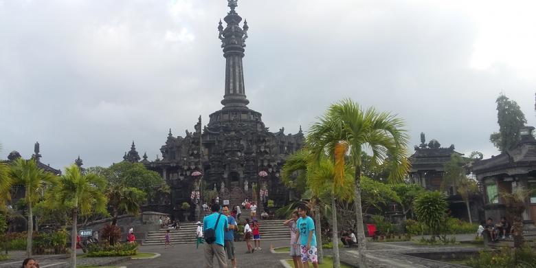 Tengah Kota Denpasar Pun Destinasi Wisata Taman Puputan Badung
