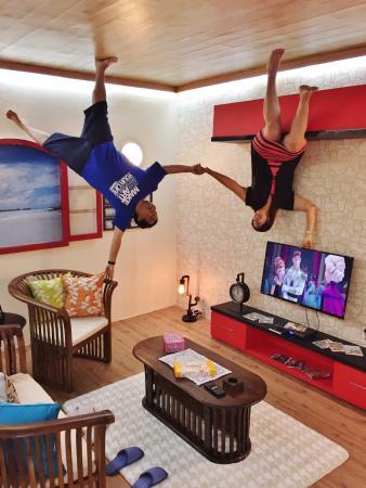 Living Room Picture Upside World Bali Tripadvisor Kota Denpasar
