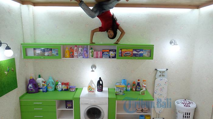 Tempat Terbalik Bali Tawarkan Hadiah Rp 500 Ribu Upside World