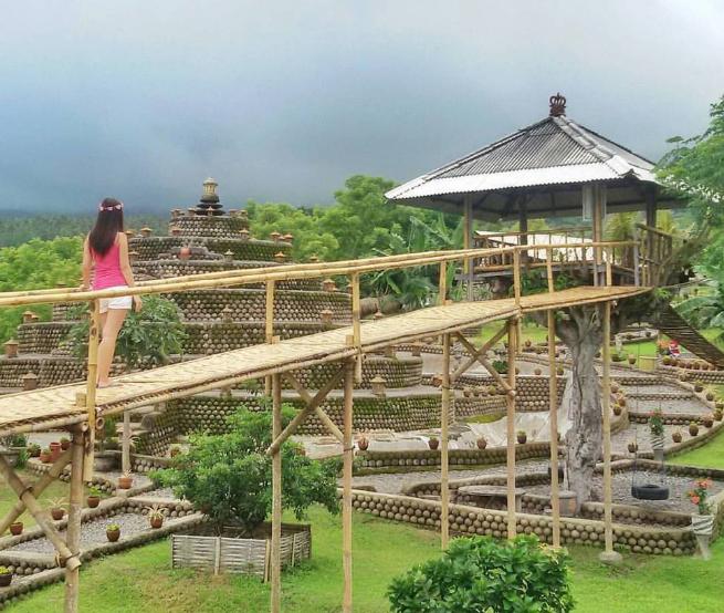 36 Tempat Wisata Bali Instagramable Hits Dikunjungi Rumah Pohon Desa