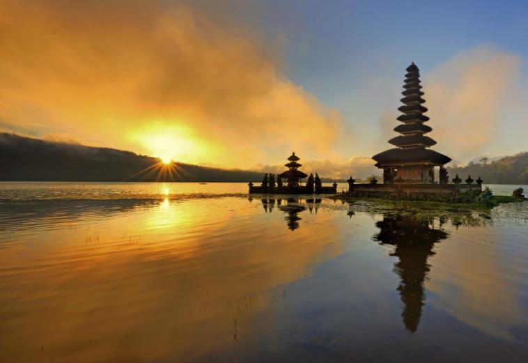 36 Tempat Wisata Bali Instagramable Hits Dikunjungi Wahana Rumah Sulap