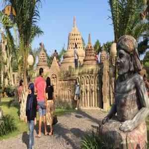 99 Objek Wisata Bali Unik Hits Murah Instagramable Big Garden