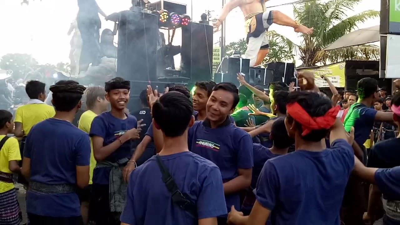 Ogoh Denpasar 2018 Angkuks Part 8 Youtube Wahana Rumah Sulap
