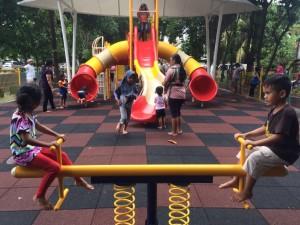 Playground Anak Bali Tempat Bermain Smell Home Renon Denpasar Wahana