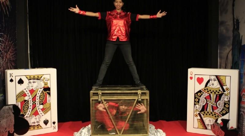 World Magic Bali Pilihan Liburan Bersama Anak Menyenangkan Wahana Rumah