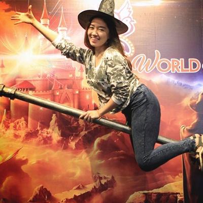 World Magic Bali Tempat Wisata Terbaru Konsep Unik Palingbaru Wahana