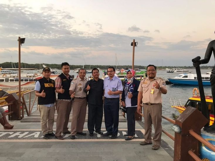 Kkp Kementerian Kelautan Perikanan Pelepasliaran Benih Lobster Tersebut Dilakukan Kawasan