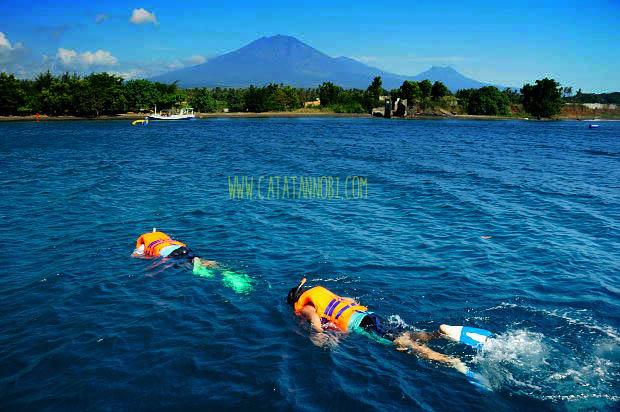 Snorkeling Bersama Hiu Pantai Bangsring Banyuwangi Catatan Nobi Wisata Kota