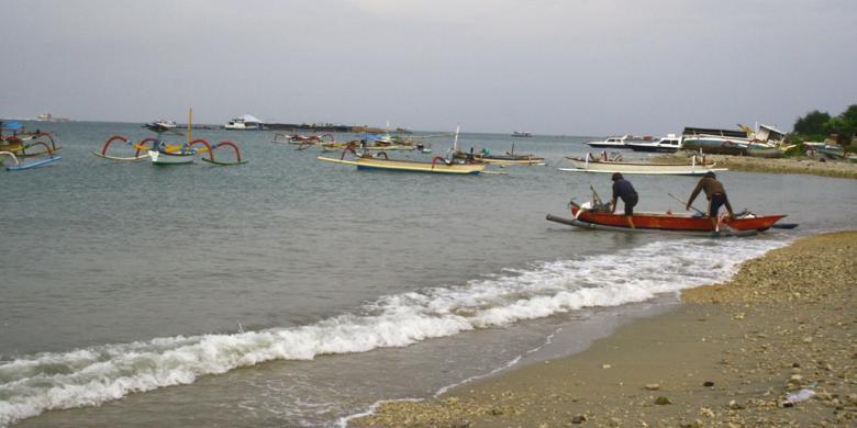 Travel February 2015 Obyek Wisata Bahari Pantai Pulau Serangan Denpasar