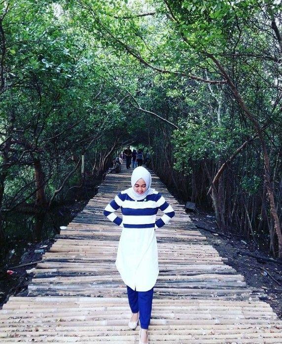 Jangan Kaget Jakarta Pantai Hijau Tumbuhi Bakau Tren Wisata Hutan