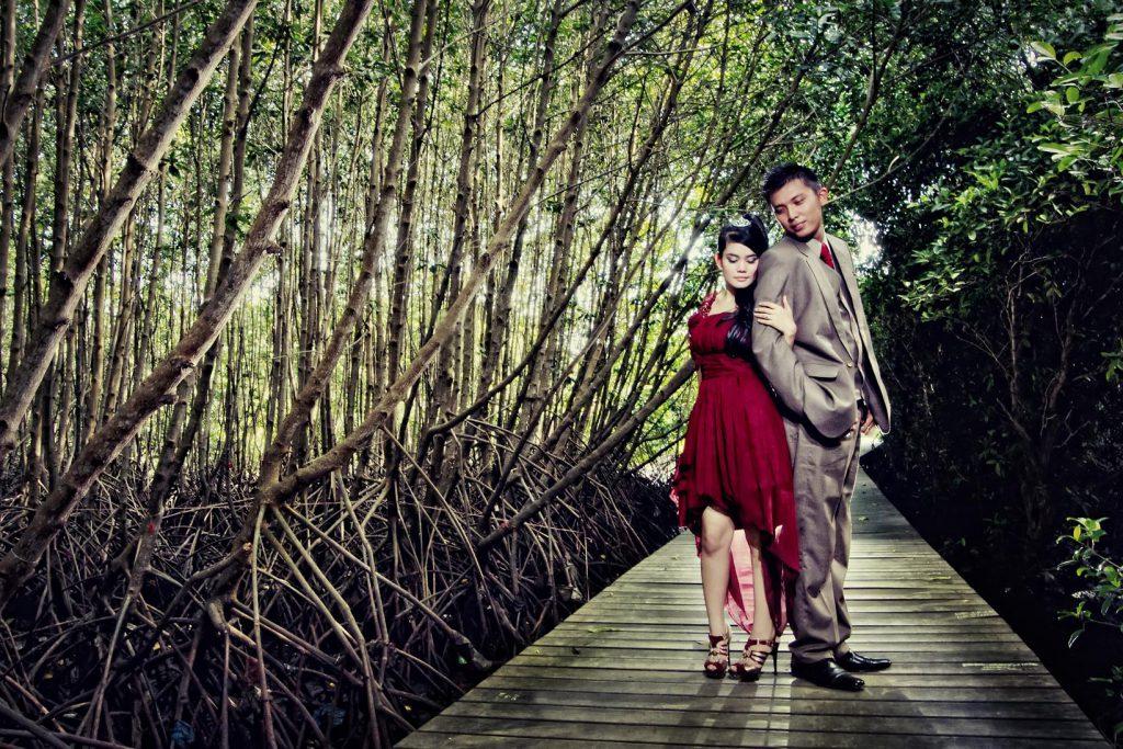 Wisata Alam Hutan Mangrove Taman Raya Ngurah Rai Bali 4