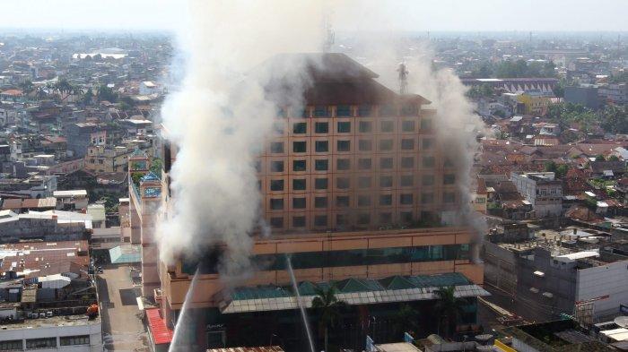 5 Fakta Mencengangkan Novita Hotel Alami Kebakaran Dahsyat 4 Bikin