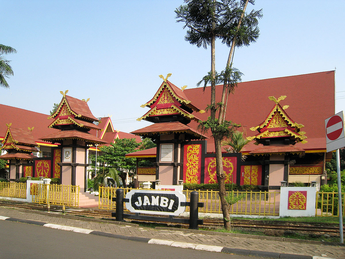 Anjungan Jambi Wikipedia Bahasa Indonesia Ensiklopedia Bebas Bali Kota