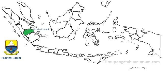 Daftar Kabupaten Kota Provinsi Jambi Ilmu Pengetahuan Umum Bali