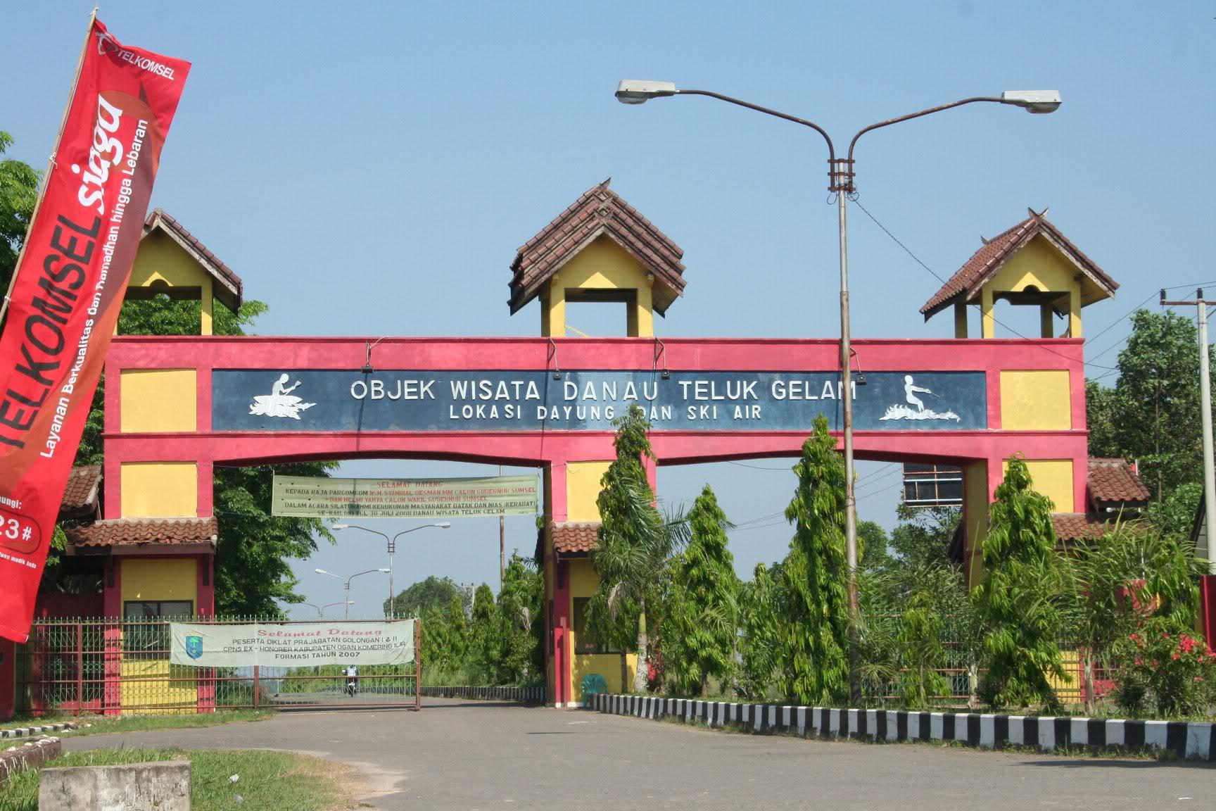 Dudi Gurnadi Catatan Perjalanan Lintas Timur Sumatera Daerah Wisata Teluk